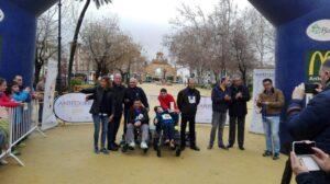 Carrera urbana Ciudad del Torcal y por la Integración Antequera