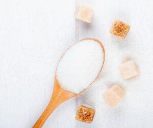 azúcar en la bebida